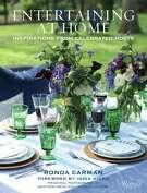 """Entertaining at Home,""By Ronda Carman(Rizzoli; $45; 256 pp.)"
