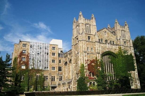 #8. University of Michigan - Ann Arbor - Location: Ann Arbor, MI - Students: 28,702 - Acceptance rate: 27% - Graduation rate: 92% - Faculty ratio: 11:1 - In-state tuition: $15,558 - Out-of-state tuition: $51,200 - Six-year median earnings: $63,400 This slideshow was first published on theStacker.com