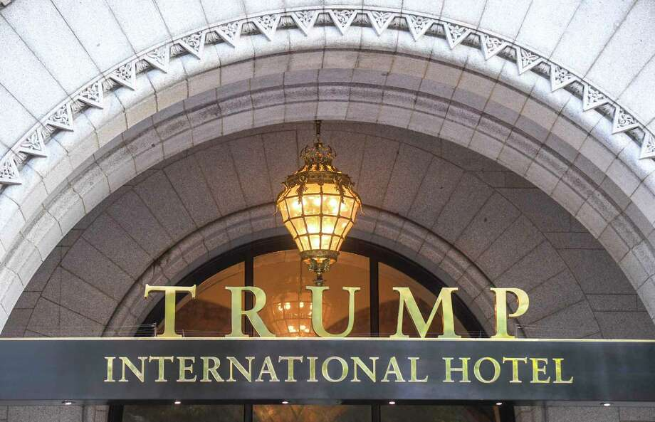 The Trump International Hotel in the District of Columbia. Photo: Washington Post Photo By Jonathan Newton / The Washington Post