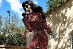 A catrina depicting Selena will be part of the Día de los Muertos celebration coming to San Antonio this fall.
