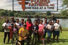 Fixing Fathers, Inc., held its annual Fishing with Dads event Aug. 31 at Beaver Pond Park, New Haven. Parents and their children were treated to a two-hour informative training session, facilitated by Doreen Abubaker and Loreen Lawrence who are certified instructors for CT Aquatic Resource Education.