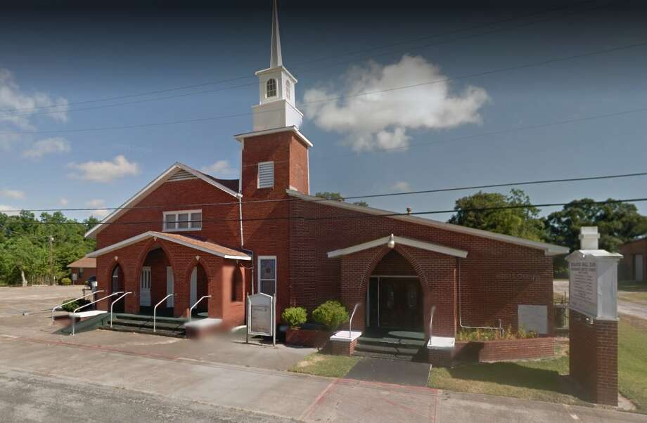 A Google Earth image of the Greater Bell Zion Missionary Baptist Church in Texas City. Photo: Google Earth