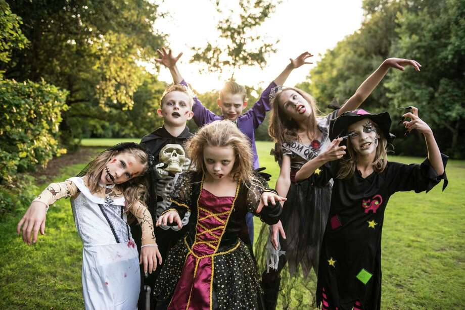 """The Greenwich Botanical Center is hosting its annual Halloween-themed celebration, """"Ghouls in the Garden,"""" October 19. Photo: Loop Images / Getty Images / SLIK PICTURES"""