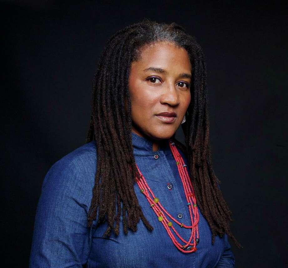 "A Conversation with Lynn Nottage,"" two-time Pulitzer Prize-winning playwright, will be hosted by Westport Country Playhouse on Sunday, Sept. 29, at 4 p.m., in the Playhouse's Jason Robards Theatre. The free event is in advance of the Playhouse staging of Nottage's play ""Mlima's Tale"" October 1-19, directed by Mark Lamos, Playhouse artistic director, who will facilitate the talk. The Westport production is the first since the play's world premiere at The Public Theater in 2018. Photo: Lynn Savarese / Contributed Photo"