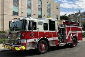 A new piece of firefighting equipment is headed to the Cos Cob fire station.