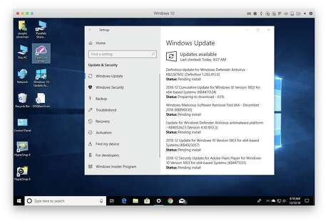 Windows 10 updates automatically by default. If you've got the Pro version, you can delay updates for a while. If you've got Windows 10 Home, though, you're out of luck.