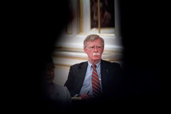 With the exit of national security adviser John Bolton, a reader suggests a White House modification.