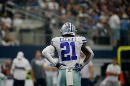A reader compares Dallas Cowboy Ezekiel Elliott's salary to that of a successful teacher.
