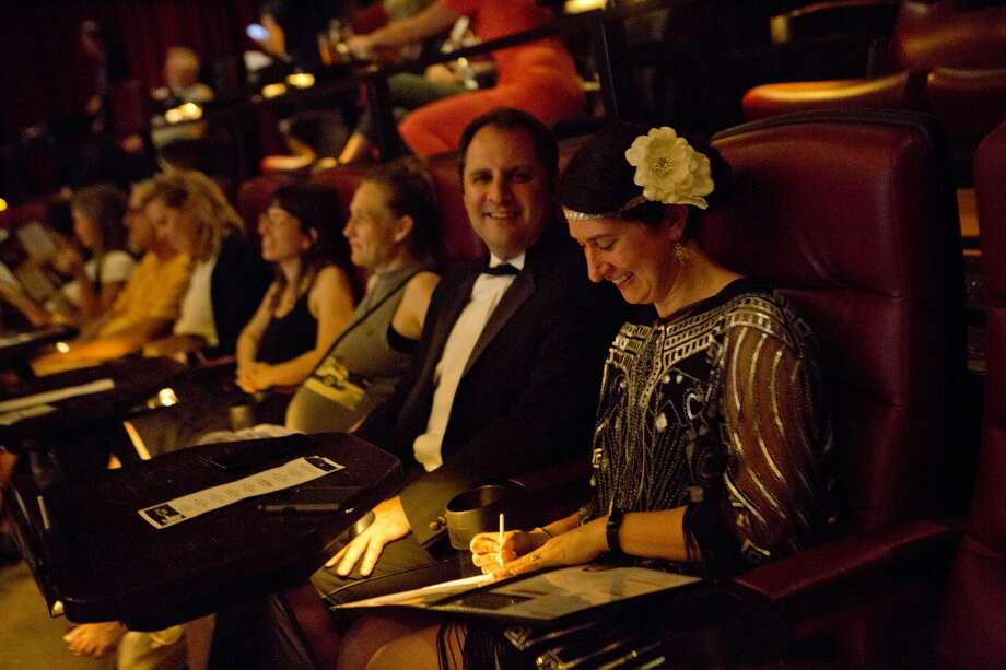 The Downton Abbey fancy dress party at Alamo Drafthouse New Mission on September 11, 2009. Photo: Tommy Lau/by Tommy Lau Photography