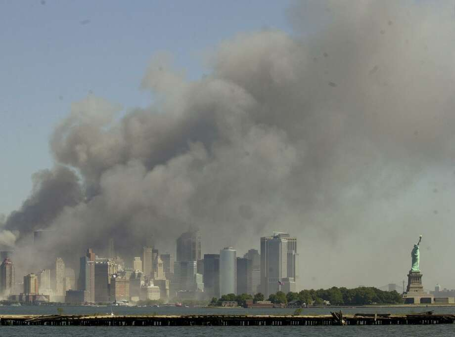 Hundreds of Connecticut residents have submitted claims to the 9/11 victims' fund. Photo: MIKE DERER / AP / AP