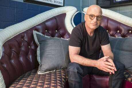 """Howie Mandel, host of """"America's Got Talent,"""" was diagnosed with high cholesterol at a young age. He's now an advocate for the Take Cholesterol to Heart campaign."""