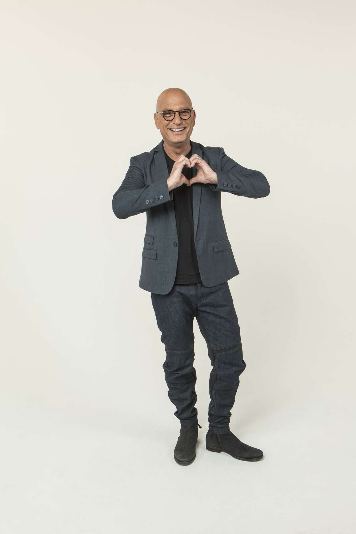 """Howie Mandel, host of """"America's Got Talent"""" and """"Deal or No Deal,"""" was diagnosed with high cholesterol at a young age. He's now an advocate for the Take Cholesterol to Heart campaign."""