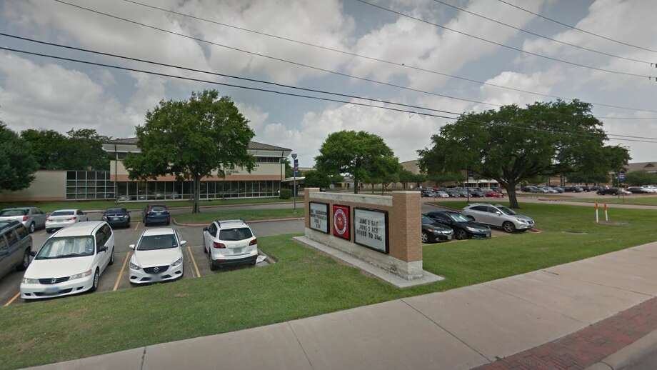 Google Street Maps view of Dulles High School. Photo: Google Maps