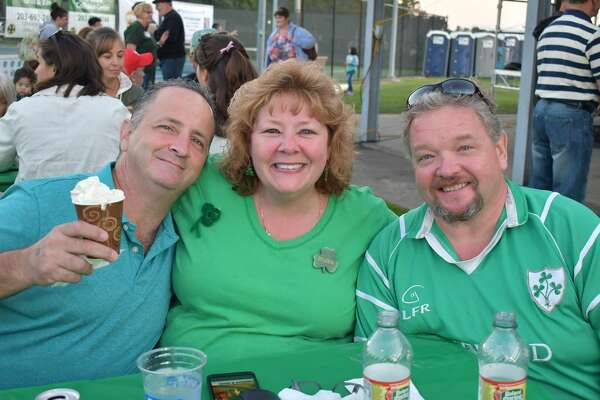 The Irish Heritage Society of Milford's annual Irish festival takes place Sept 13-14, 2019. Guests enjoyed traditional Irish food, music and more on opening night. Were you SEEN?