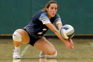 FILE PHOTO — College Park outside hitter Noelle Palmer led the Lady Cavaliers with 18 kills against Oak Ridge on Friday.
