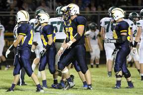 Lakers travels to Bad Axe and prevails in week three, 24-14