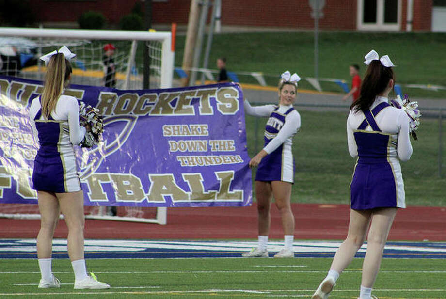 Photos from the Routt versus Mendon Unity football game. Photo: Samantha McDaniel-Ogletree | Journal-Courier