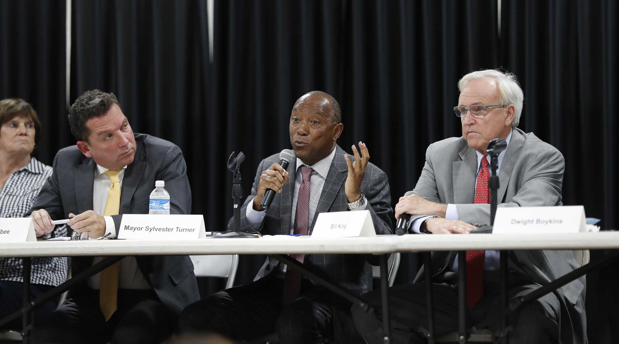 Houston dangerous? Mayor candidates should stick to facts on crime [Editorial]