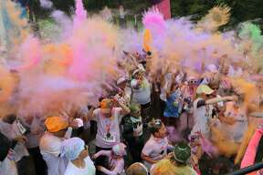 Were you Seen at the Color Me Rad 5K at the Ellms Family Farm in Ballston Spa on Saturday, September 14, 2019?