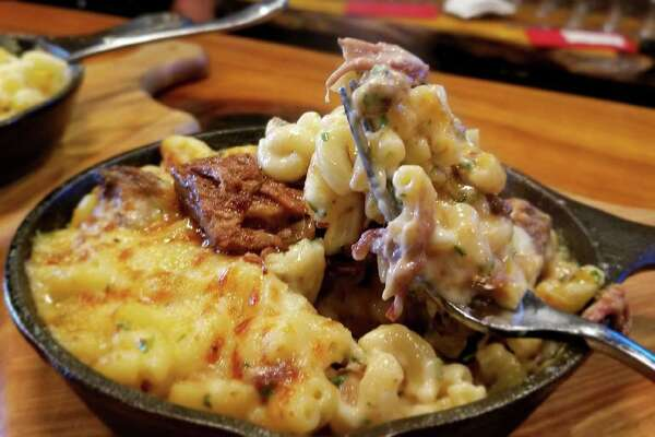 Short rib mac and cheese is on the menu at Craft 14.