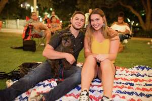 The Fall Concert at Market Square in downtown Houston on Saturday, September 14, 2019