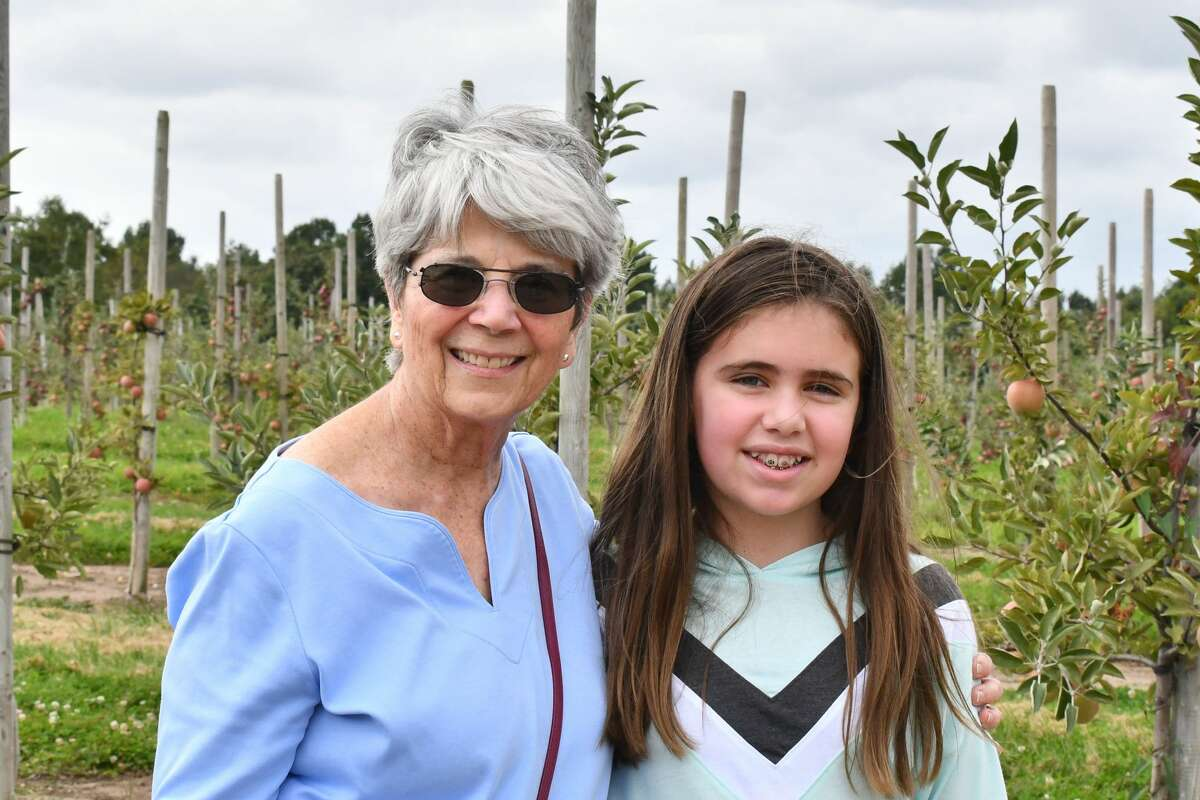 Apple season is in full swing. Were you SEEN at Beardsley's Cider Mill & Orchard on September 14, 2019?