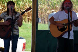 Photos from the Scott County Farm Aid concerts.
