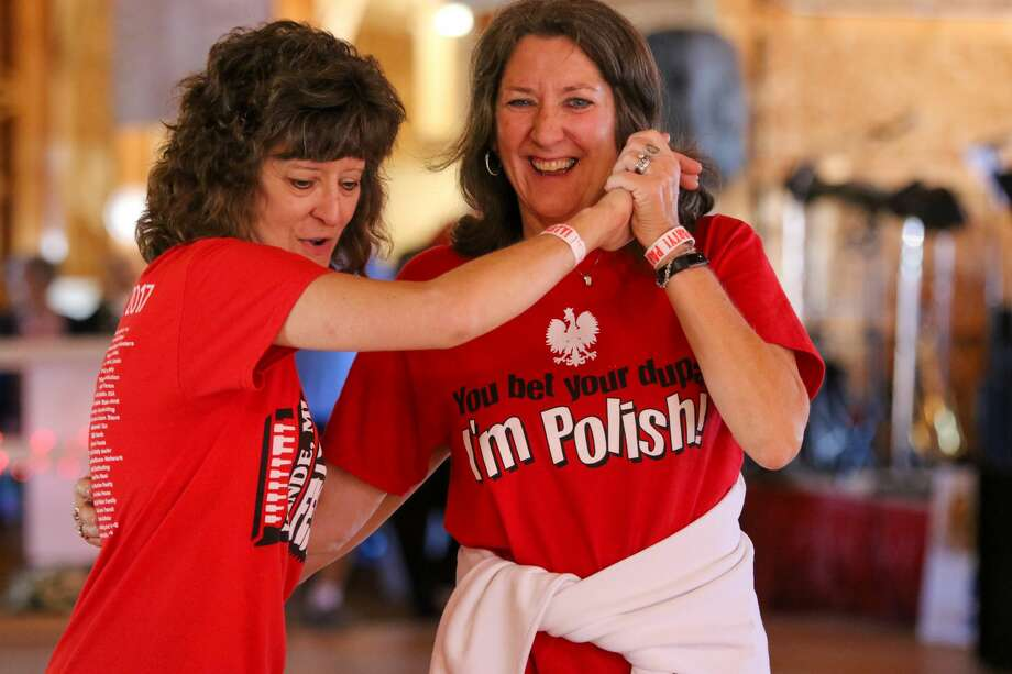 Thumb area residents descended upon Kinde for the annual Kinde Polka Fest Sept. 13-15. Attendees enjoyed good company, great food, excellent music and dancing. Photo: Eric Young/Huron Daily Tribune