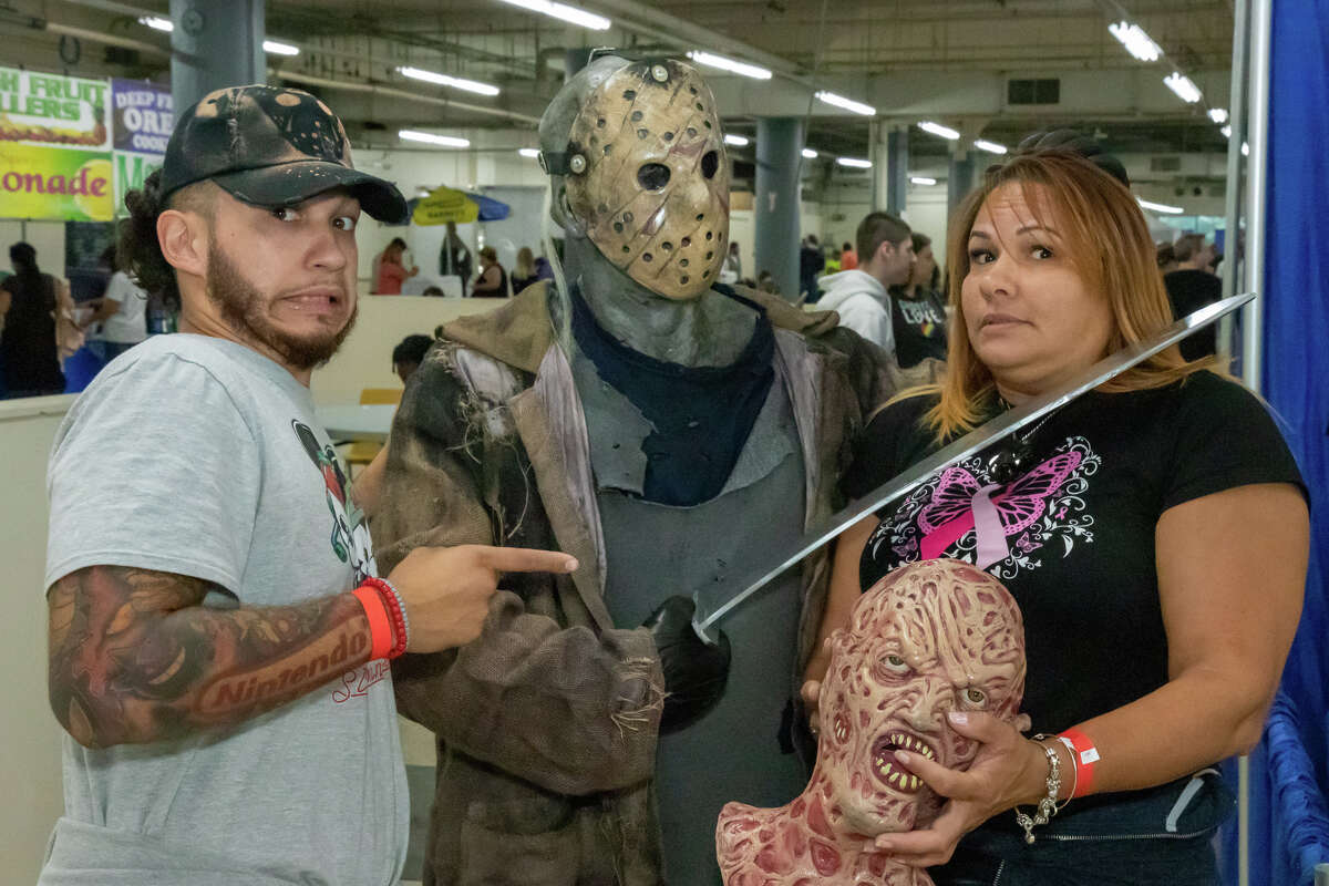 The CT HorrorFest, hosted by Horror News Network, took place in Naugatuck on September 14, 2019. Fans met horror celebrities, shopped vendors and participated in costume contests. Were you SEEN?
