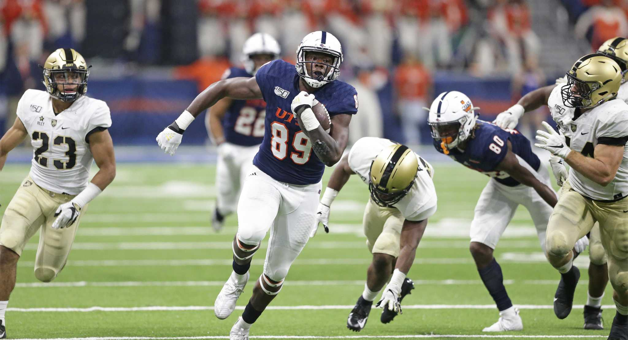 Utsa Adds Home Game Against Army To Fall Football Schedule