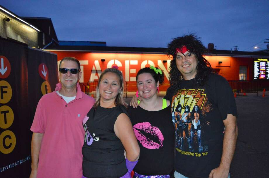 The Fairfield Theatre Company held its 80s Dance Party fundraiser on September 14, 2019. Guests enjoyed food, dance and 80s-themed costumes. Were you SEEN? Photo: Todd Tracy / Hearst Media