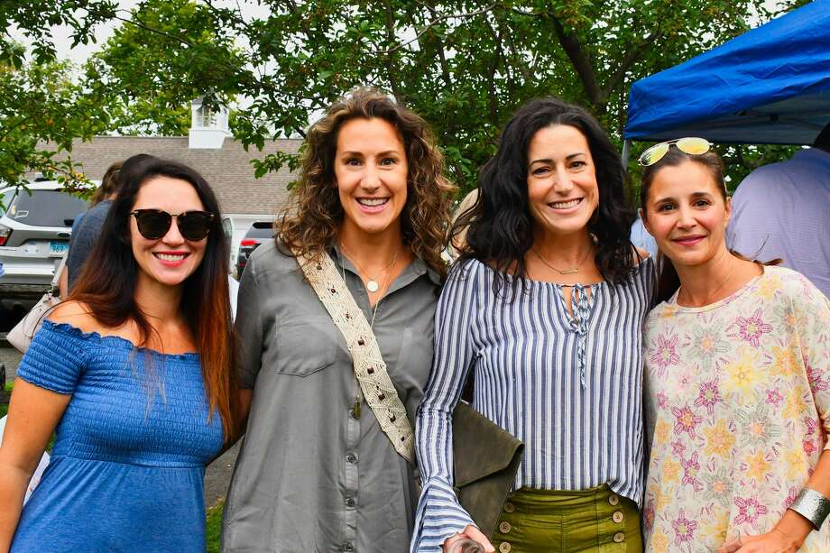 The 3rd Annual Ninety9Bottles Wine Festival was held at Fodor Farm Community Garden on September 14, 2019. Guests enjoyed live music, wine samples and local food.  A portion of the proceeds benefit The Norwalk Tree Alliance. Were you SEEN? Photo: Vic Eng / Hearst Connecticut Media Group