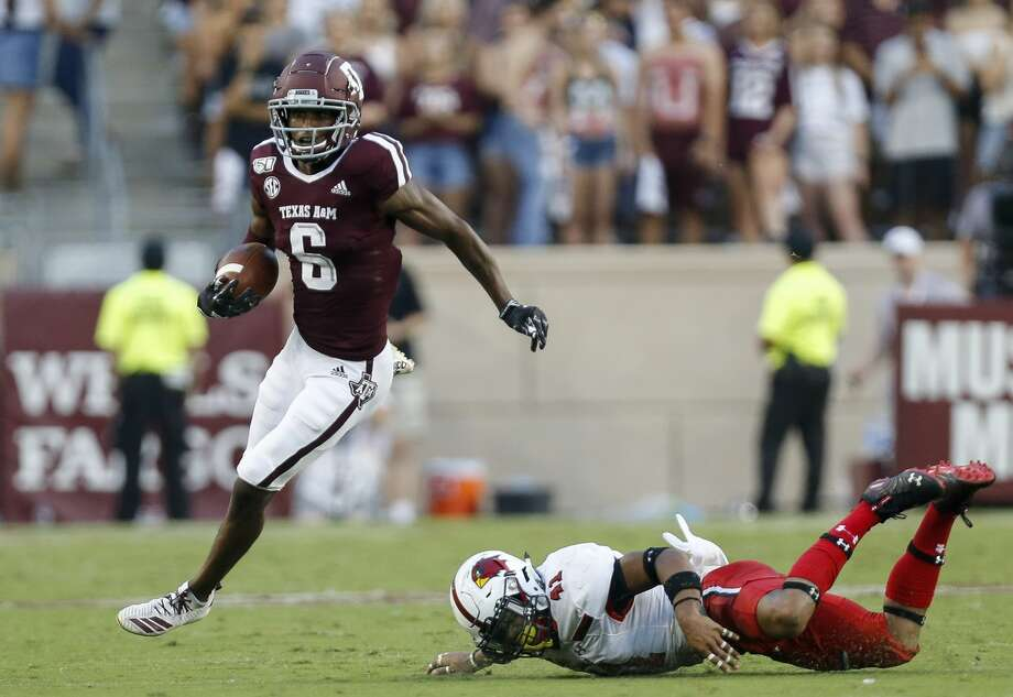 Roshauud Paul finished third in the SEC (24 returns for 209 yards) last season. Photo: Godofredo A Vásquez