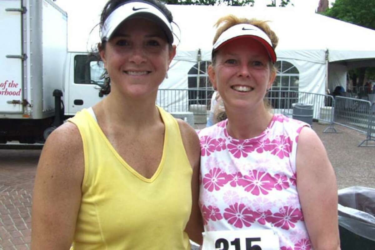 Were you seen at 2008 Freihofer's Run for Women?