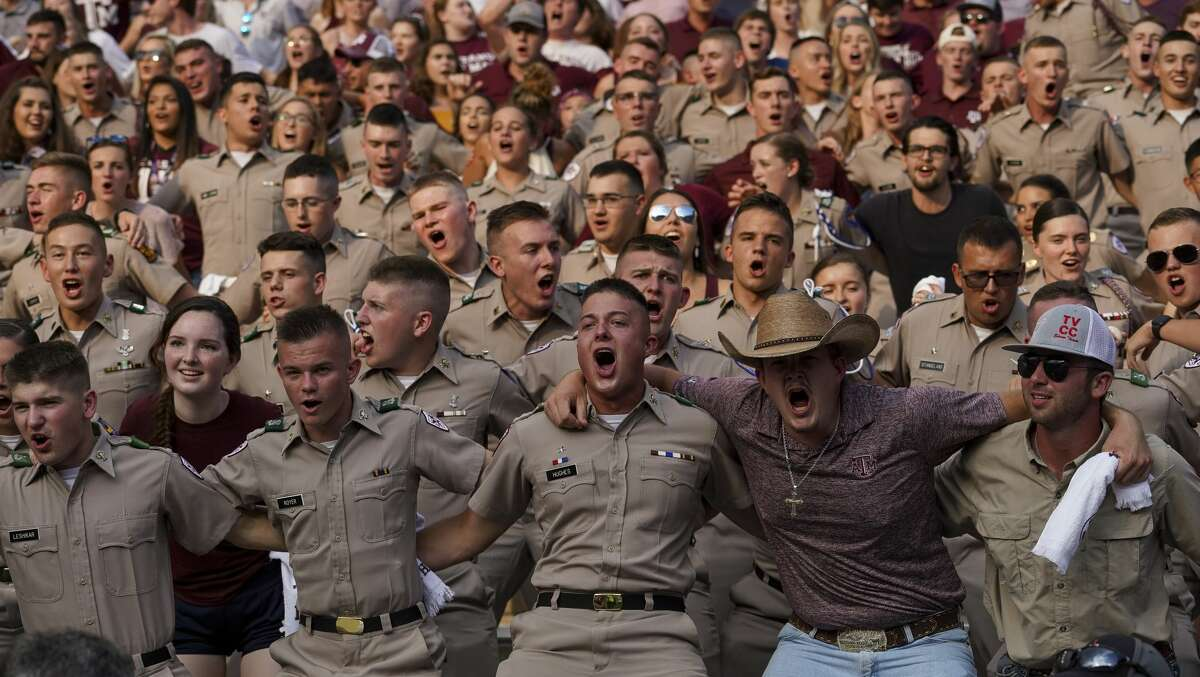 The Kyle Field stands haven't been full since the 2019 season. Texas A&M athletic director Ross Bjork is eyeing a full stadium this fall.