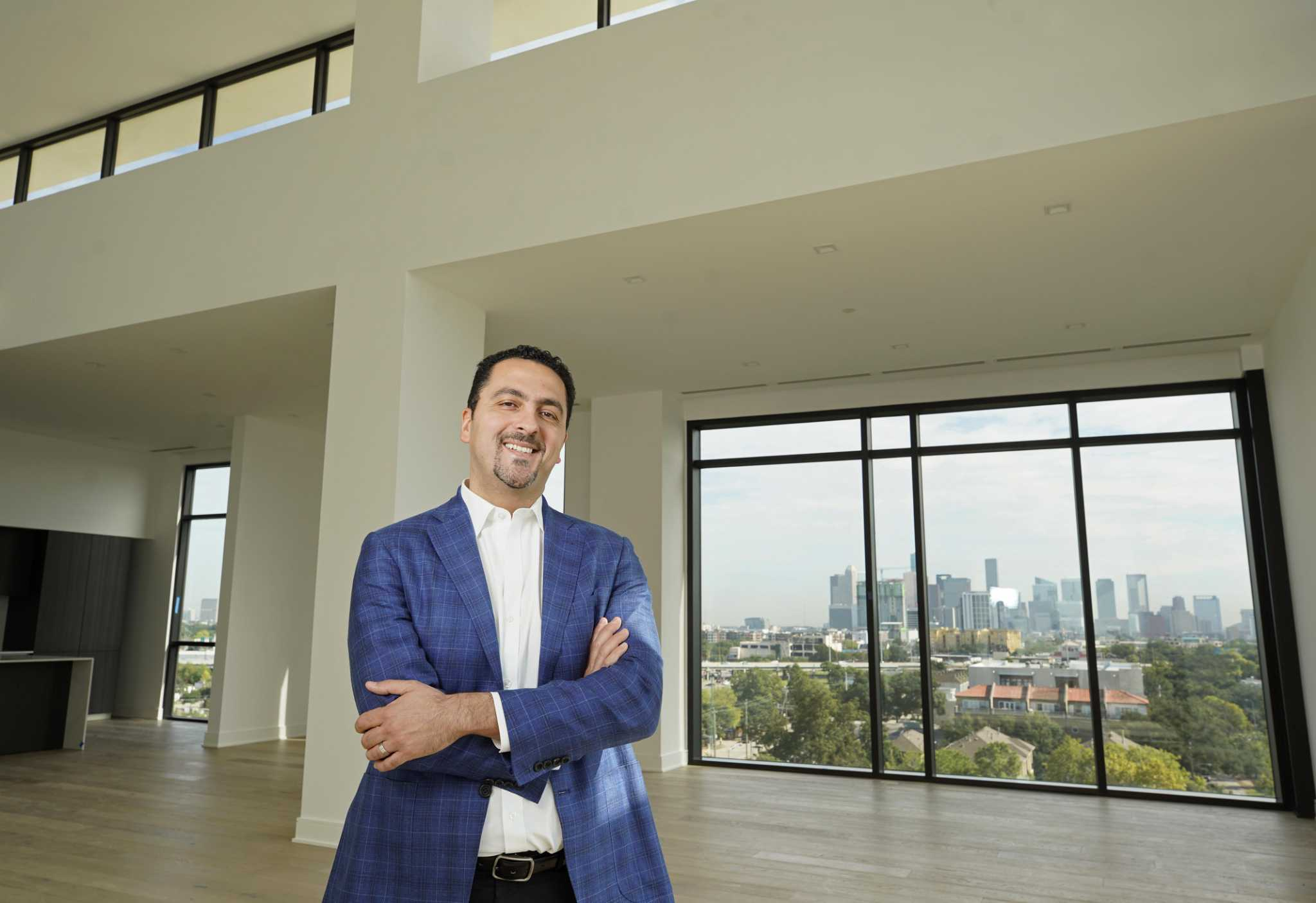 Museum District condo aims for East Coast feel