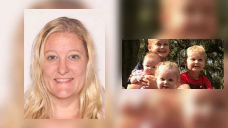 The Marion County Sheriff's Office said 32-year-old Casei Jones, 32, was found dead near Brantley County in Georgia. Her four children are missing.