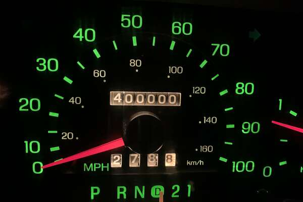 For an outdoors writer, hitting 400,000 miles on the odometer is a moment in time that stands apart, a testament to years looking for one more place to hike, bike, boat, fish, watch wildlife and camp.