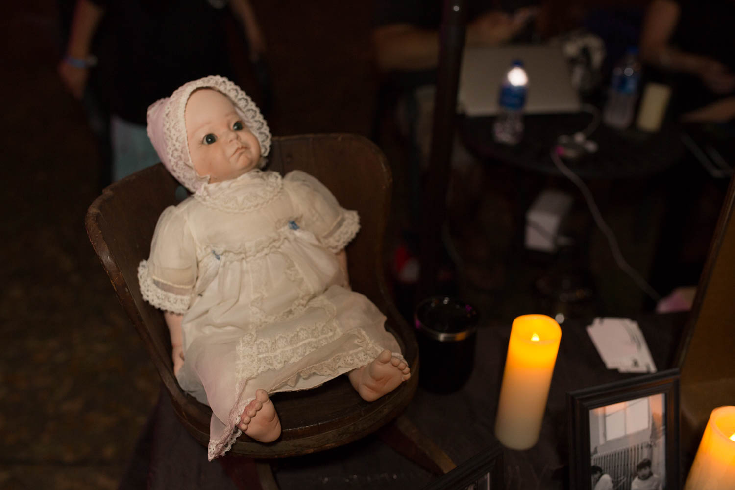 Photos: Victoria Black Swan Inn showcases spooky history to paranormal fans