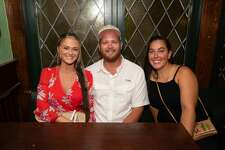 San Antonio's genuine Irish pub on the River Walk, Durty Nelly's, celebrated 45 years of delicious dark beer and a touch of the old country with a hint of Puro SanAnto during a birthday bash Saturday night, Sept. 14, 2019.