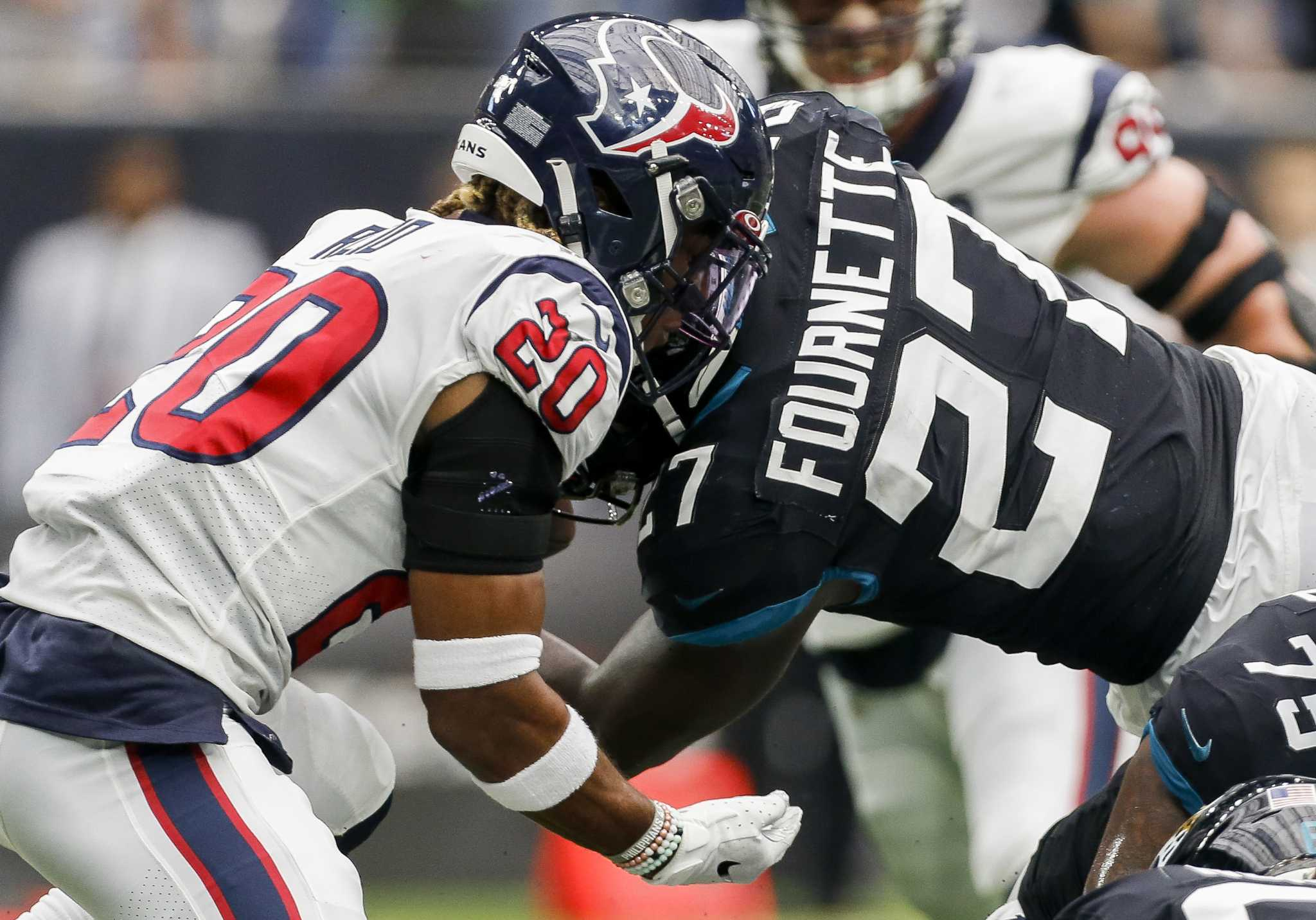 Texans turning point: Jaguars denied on 2-point conversion
