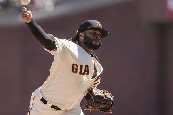 Giants pitcher Johnny Cueto thrives again in victory over Marlins