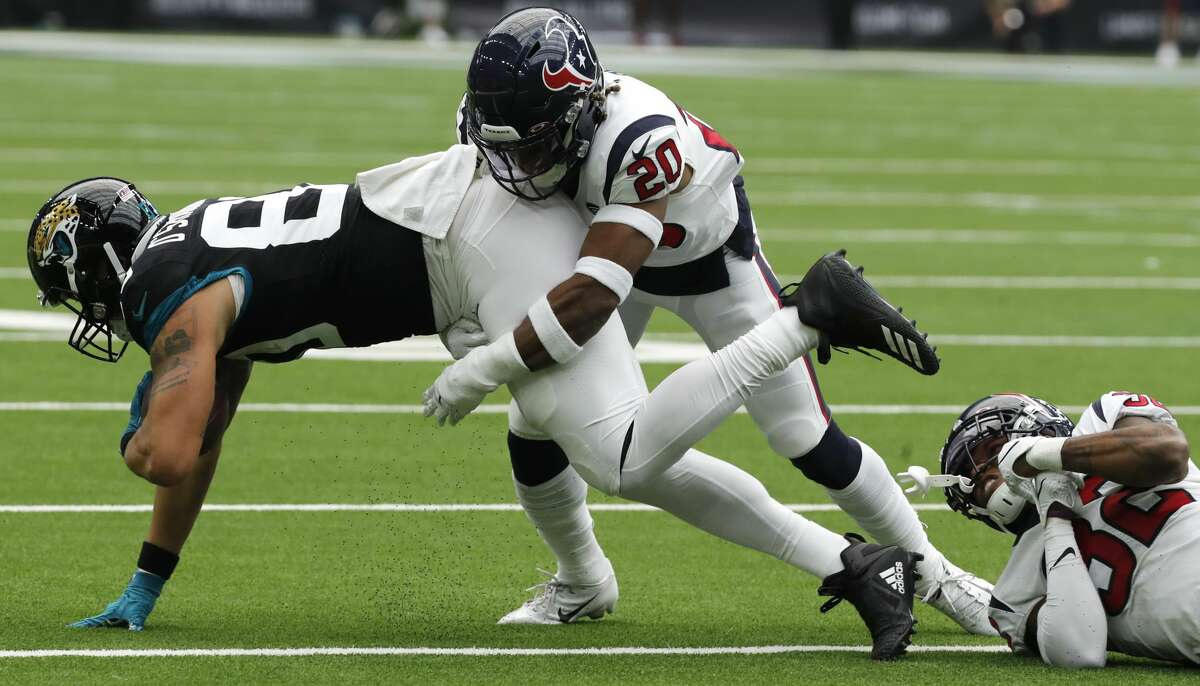 After a tight win over banged-up Jacksonville, Justin Reid and the Texans have a chance to earn some respect with a road game against the Chargers this weekend.