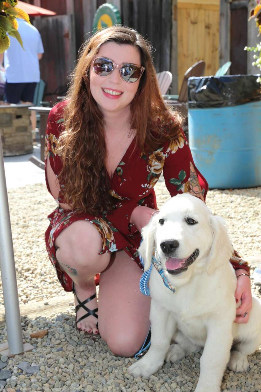 Were you seen at the APF's 4th Annual Bark 'N Brew at the Wolf Hollow Brewing Company in Glenville on Sunday, September 15, 2019?