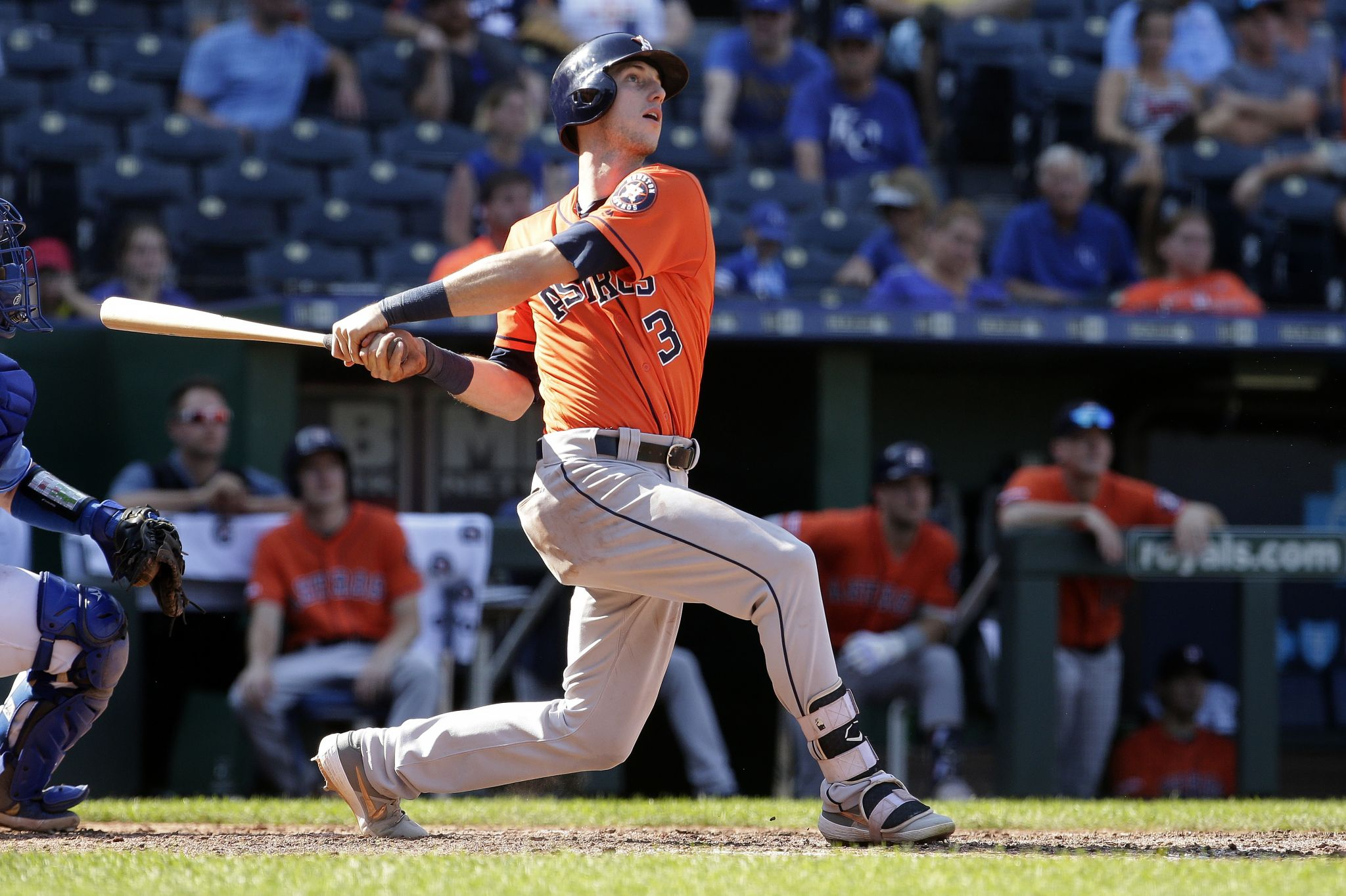 Astros insider: Takeaways from series vs. Royals