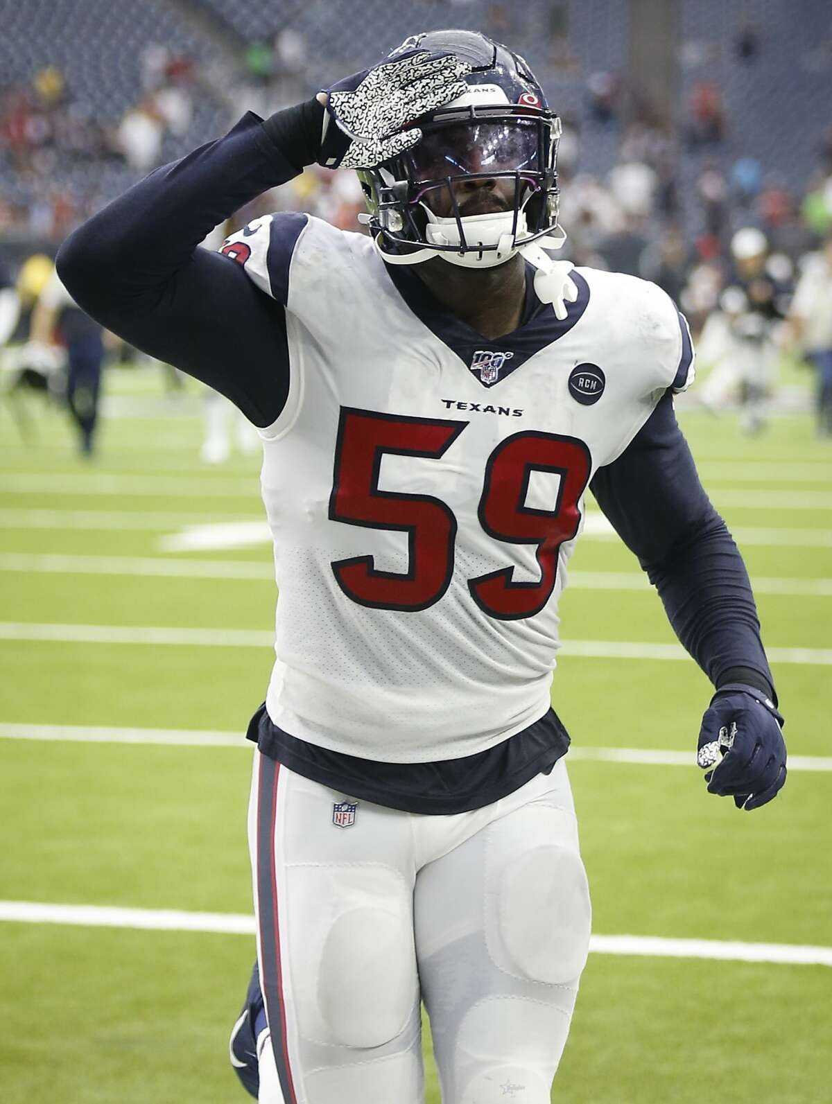 Fast start not a surprise to Texans' Whitney Mercilus