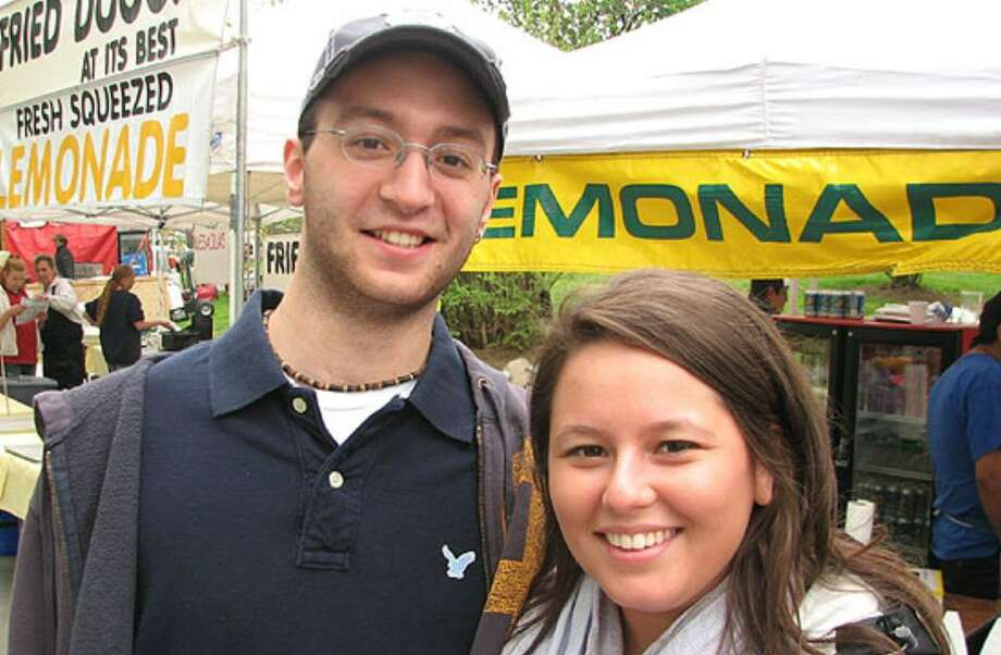 Were you seen at 2008 Albany Tulip Fest? Photo: Kristi Gustafson
