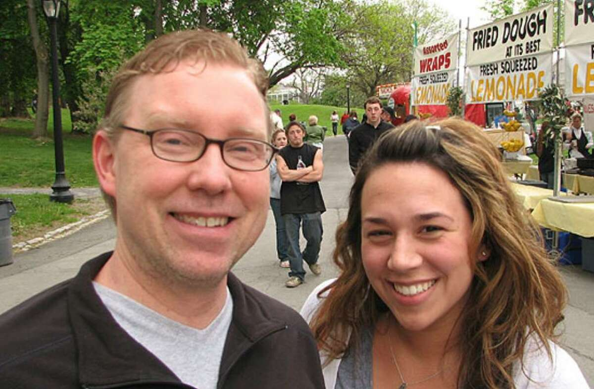 Were you seen at 2008 Albany Tulip Fest?