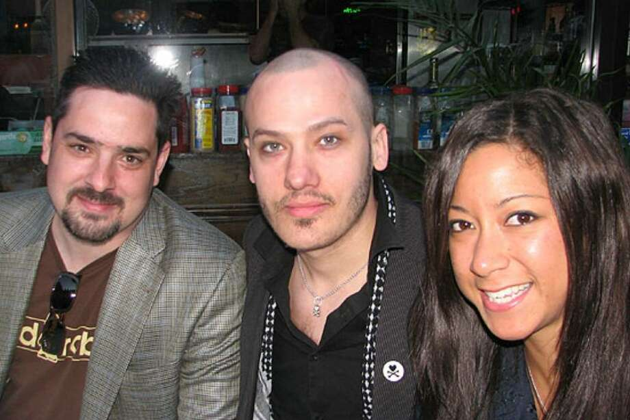 Were you seen at 2008 Upstate Artist Guild Mixer? Photo: Kristi Gustafson