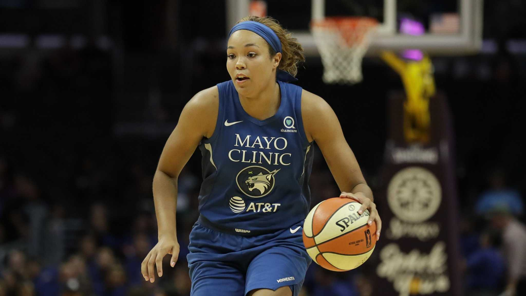 Former UConn star Napheesa Collier named WNBA rookie of the year